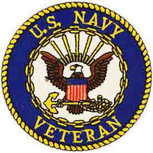 US Navy Veteran logo
